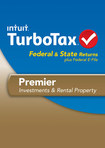 TurboTax Premier Federal & State Returns + Federal E-File 2013: Investments and Rental Property