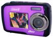 Coleman - Duo 2V7WP 14.0-Megapixel Digital Camera - Purple - Purple