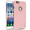 eForCity - Clip-on Hard Case Cover for iPhone 6 - Light Pink Sweet Heart