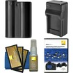 Nikon - Bundle f/ Nikon D7000 D7100 D610 D800 D800E Camera+Batt+Chrgr+Understanding Digital Photography DVD