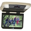 VOXX Electronics - 10 inch widescreen LED backlit monitor / DVD player with built-in dome lights