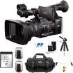 Sony - Bundle FDR-AX1 Digital 4K Video Camera Recorder