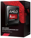 AMD - A6-7400K 3.5GHz Processor - Black