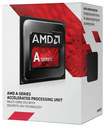 AMD - A8-7600K 3.1GHz Processor - White