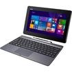 """Asus - Transformer Book 64 GB Net-tablet PC-10.1""""-In-plane Switching-Wireless LAN-Intel Atom Z3775 1.46 GHz - Metallic Gray"""