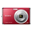 Sony - Cyber-shot 12.1 Megapixel Compact Camera - Red