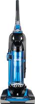 Eureka - AirSpeed EXACT Reach Bagless Upright Vacuum - Black/Blue