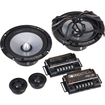 "Soundstream - PC.6 6.5"" 120W 2-Way Picasso Series Car Component Speaker Set - Multi"