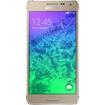 Samsung - Galaxy Alpha Smartphone 4G - Gold
