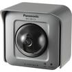 Panasonic - i-PRO SmartHD 1.3 Megapixel Network Camera - Color, Monochrome - Silver