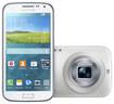 Samsung - Galaxy K / S5 Zoom Cell Phone (Unlocked) - White