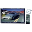 """Pyle - 7"""" Touchscreen 320 W RMS Car DVD Player - In-dash - Double DIN - Multi"""