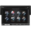 """Power Acoustik - Car DVD Player - 7"""" Touchscreen LCD - 68 W RMS - Single DIN"""