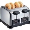 Hamilton Beach - 4- Slice Chrome Toaster - Chrome