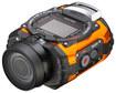 Ricoh - WG-M1 HD Waterproof Action Camera - Orange