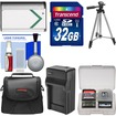 Precision Design - Bundle f/ Sony Cyber-Shot DSC-RX100+DSC-RX100 II Camera+32GB+Case+NP-BX1 Battery+Charger+Tripod+Kit