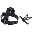 eForCity - Head Strap Mount with Body Chest Strap Mount for GoPro Hero 1/ 2/ 3/ 3+/4 - Black