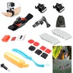 EEEKit - Water Sports 9 in 1 Kit for Gopro HD Hero 3+,Floaty Case/Hand Grip+Wrist Mount