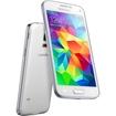 Samsung - Galaxy S5 mini Smartphone 4G - Shimmer White