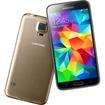 Samsung - Galaxy S5 Smartphone 4G - Copper Gold