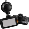 Image - 170°Wide Angle WDR LCD Screen Video Recorder Full HD 1080P Car DVR G-Sensor CMOS NT96650+AR0330 - Black