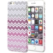 Fosmon - MATT-DESIGN iPhone Case - Pink ZigZag Chevron