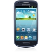 Samsung - Galaxy S3 Mini I8200 8GB Value Edition Unlocked GSM Phone - Blue