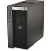 Dell - Precision Tower Workstation - Intel Xeon E5-2630 v3 2.40 GHz - Black