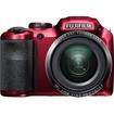 Fujifilm - FinePix S4800 16MP Digital Camera with 3-Inch LCD - Red