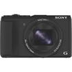 Sony - Cyber-shot 20.4 Megapixel Compact Camera - Black