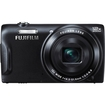"Fujifilm - 16 MP Camera 3"" LCD 12xOptical Zoom Optical 4608x3440 Image 1280x720 Video PictBridge HD Movie Mode - Black"