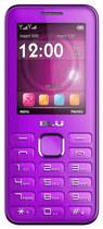 Blu - Diva II Cell Phone (Unlocked) - Purple