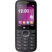 BLU - Zoey 2.4 Cellular Phone - 2G - Bar, - White