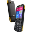 BLU - Jenny TV 2.8 Cellular Phone - 2G - Bar, - Black