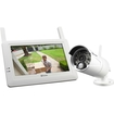 Swann - Digital Wireless Security System Monitor and Camera Kit - Multi