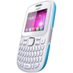 BLU - Samba TV Cellular Phone - 2G - Bar, - White