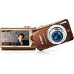 Canon - PowerShot 10 Megapixel Compact Camera - Brown