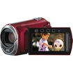 """JVC - Everio Digital Camcorder - 2.7"""" LCD - CCD - Red"""