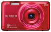 Fujifilm - FinePix JX660 16.0-Megapixel Digital Camera - Red