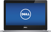 "Dell - Inspiron 14 7000 14"" Touchscreen LED (TrueLife) Notebook - Intel Core i7 i7-4510U 2 GHz - Silver Aluminum"