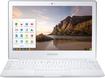 "Samsung - Chromebook 2 11.6"" LED Chromebook Exynos 5 Octa 5420 1.90 GHz - Classic White"