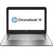 "HP - Chromebook 14 G1 14"" LED (BrightView) Chromebook - Intel Celeron 2955U Dual-core (2 Core) 1.40 GHz, - Black"