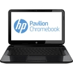 "HP - Chromebook 14 14"" LED Notebook - Intel Celeron 2955U 1.40 GHz, - Black"