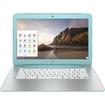 "HP - 14"" Chromebook - NVIDIA Tegra - 2GB Memory - 16GB Flash (eMMC) Memory - Ocean Turquoise"