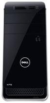 Dell - XPS Desktop - Intel Core i7 - 24GB Memory - 2TB Hard Drive + 256GB Solid State Drive - Black