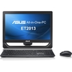 "Asus - 20"" Touch-Screen All-In-One Computer - Intel Pentium - 4GB Memory - 500GB Hard Drive - Black"