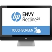 HP - ENVY Recline 27-k300 All-in-One Computer - Intel Core i5 i5-4570T 2.90 GHz - Desktop, - Black