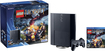 Sony - PlayStation 3 500GB LEGO The Hobbit Bundle - Black