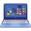 "HP - Stream 11-d000 11.6"" LED Notebook - Intel Celeron N2840 2.16 GHz, - Blue Horizon"