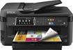 Epson - WorkForce WF-7610 Network-Ready Wide-Format Wireless All-In-One Printer - Black